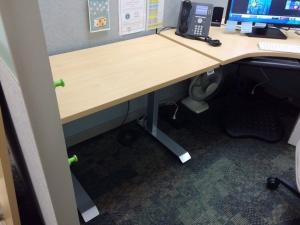 2 New Desk
