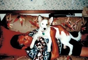 Rene & Dog