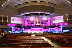 Prestonwood Auditorium