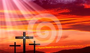 jesus-easter-cross