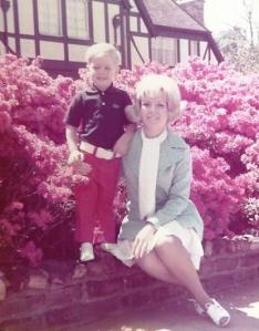 Me and Mom High Red Pants