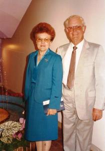 Nanny & Pappa