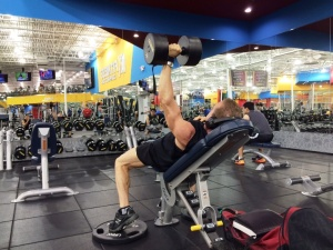 Single Arm Incline Press